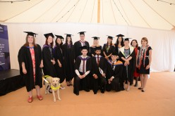 Graduation prizes celebrate Leeds Beckett law student success