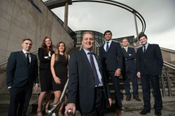 hlw Keeble Hawson appoints seven new trainees