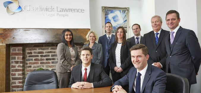 Chadwick Lawrence promotes seven members of staff