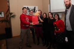 Lawyers do battle at Yorkshire C&I Group Christmas Quiz