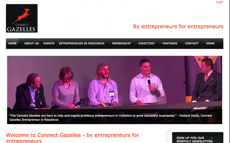 Irwin Mitchell to help entrepreneurs with Connect Gazelles tie-up
