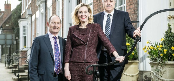 Williamsons moves into Beverley's tower in the town