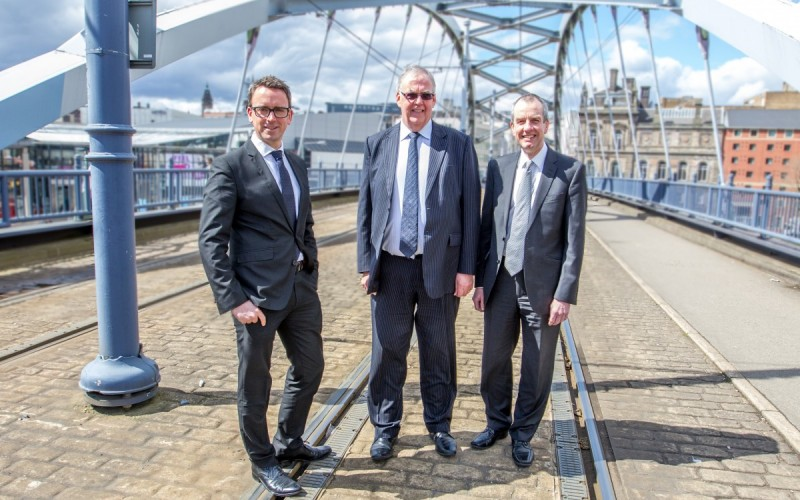 Ron Whitlam, hlw Keeble Hawson senior partner and co-founder retires after 24 years