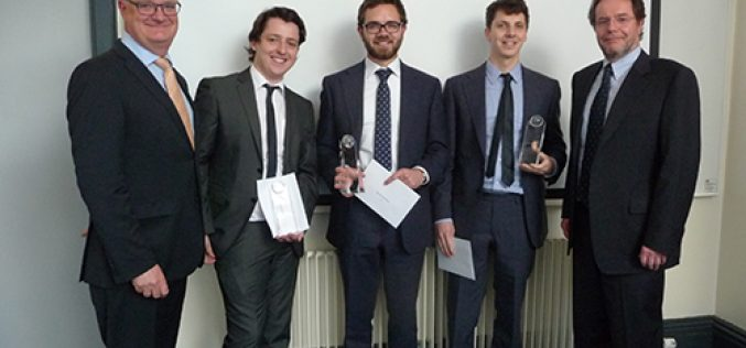 HalloVelo team wins German Business Students of the Year