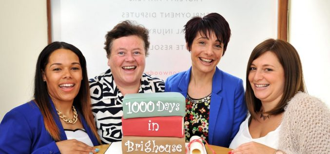 Wilkinson Woodward celebrates first 1000 days in Brighouse