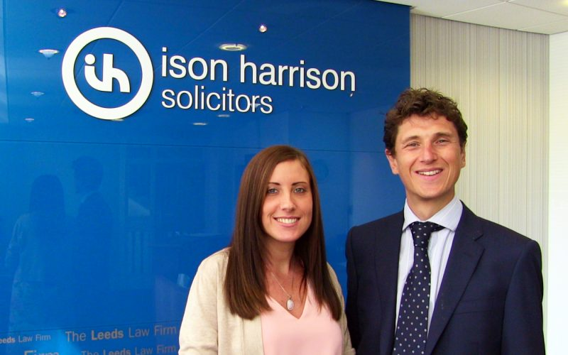 Ison Harrison boosts commercial team with new recruits