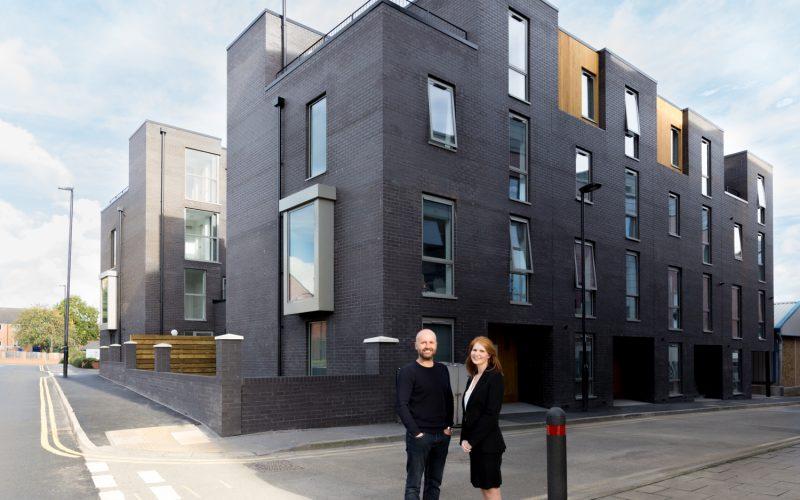 hlw Keeble Hawson helps Crossbow Developments with development of hi-tech Sheffield student accommodation