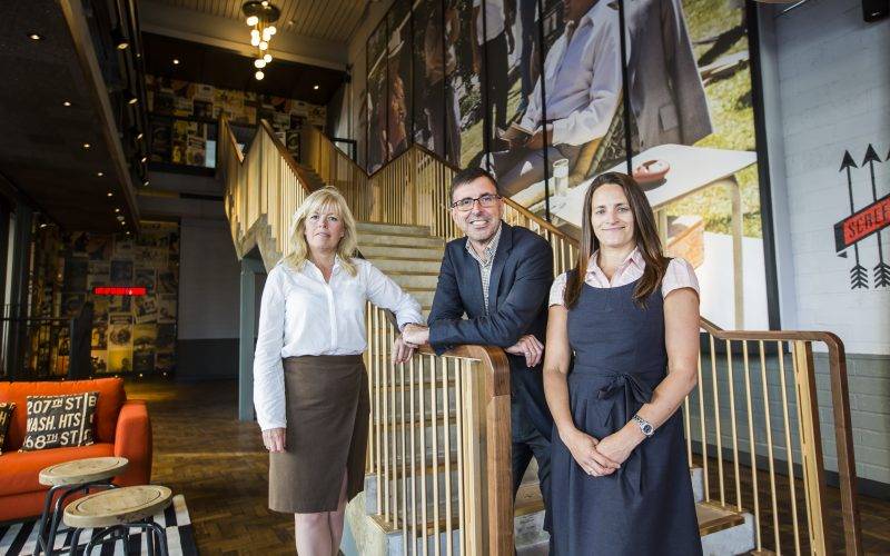 Shulmans works with 4Urban in opening its latest development in Harrogate town centre