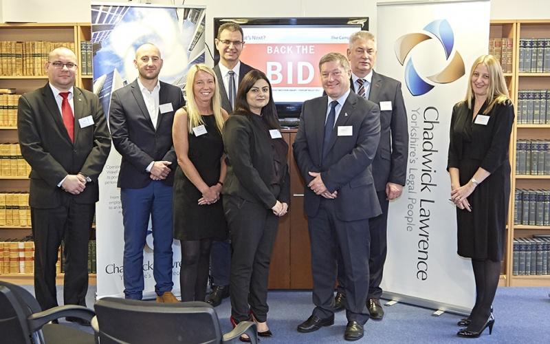 Chadwick Lawrence hosts Polish economic delegate visit
