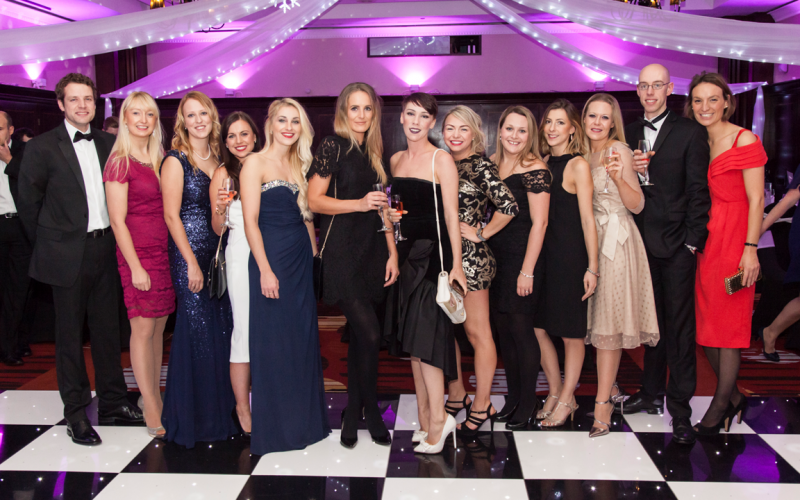 West and North Yorkshire branch of Resolution raises money for charity at Winter Ball