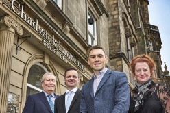 Rugby legend Kevin Sinfield becomes Chadwick Lawrence ambassador