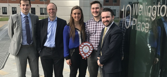 Sheffield Hallam University wins UK Sports Law Competition organised by Shulmans