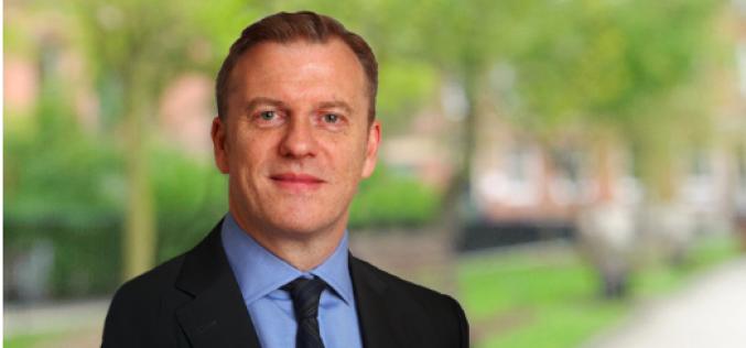 Shipley born Nigel Poole QC becomes new head of Leeds-based chambers