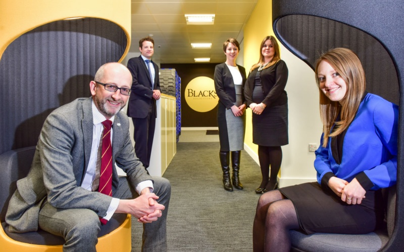 Blacks Solicitors unveil plans for growth after City Point move