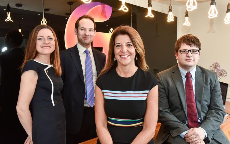 Gordons promotes three new partners