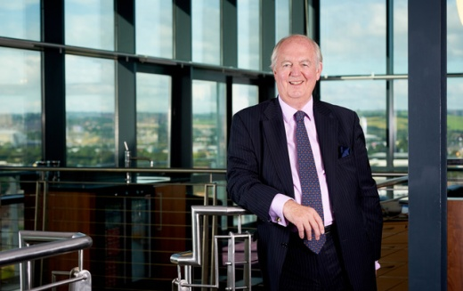 Christopher Lewis, Leeds' longest-serving lawyer, retires after more than half a century of service