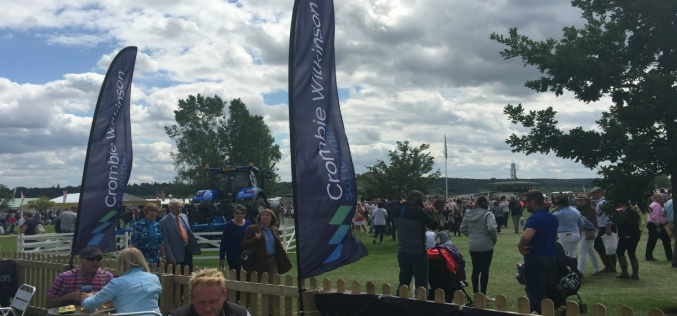 Crombie Wilkinson Solicitors launches new brand at the Great Yorkshire Show