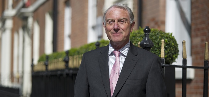 St Philips Chambers says goodbye to senior clerk Colin Hedley