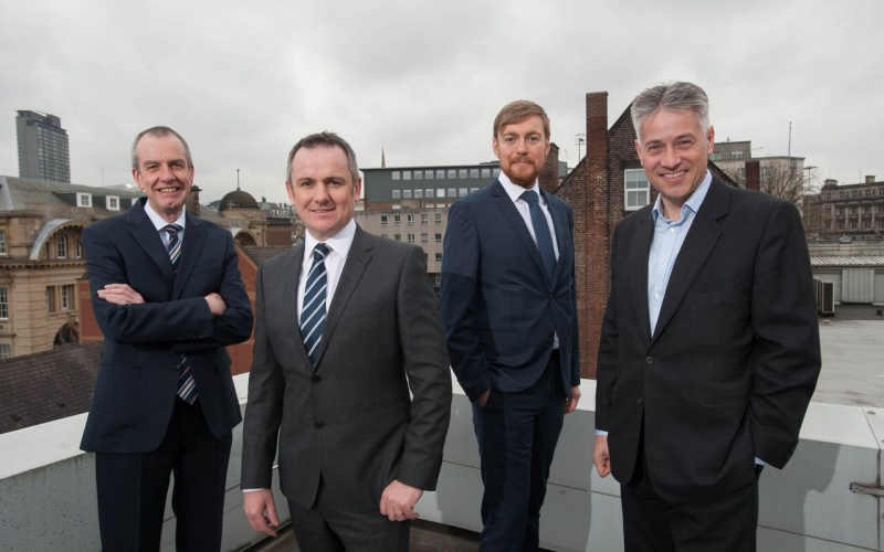 hlw Keeble Hawson acts in Cooper Brown management buy-in of Chesterfield businesses