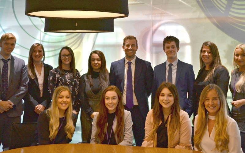 Clarion's costs team appoints its fourth and fifth apprentice paralegals