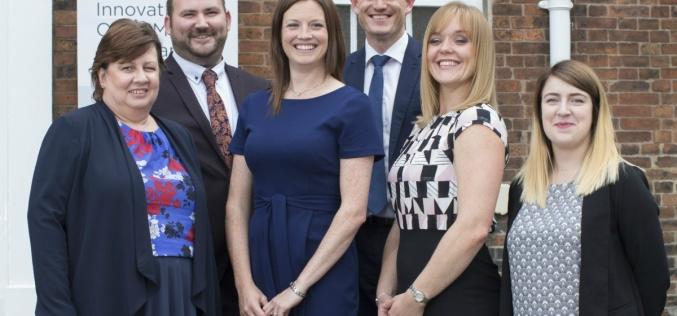 Taylor Bracewell celebrates move to new Sheffield office