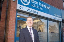New partner for Ison Harrison