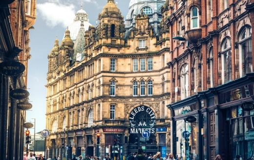 Wrigleys promotes four in Leeds to partner