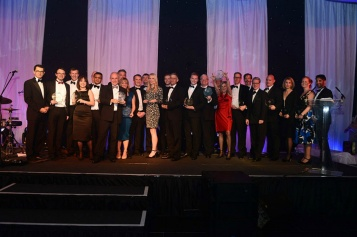 Yorkshire's strength as a legal centre underlined at the Yorkshire Legal Awards