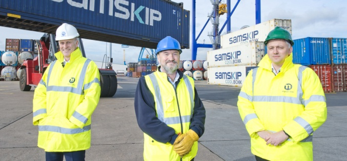 Myton Law advises on container services deal