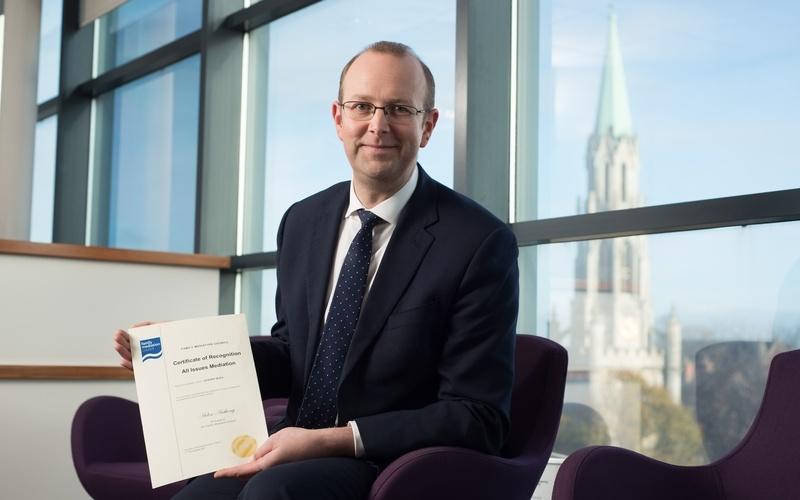 hlw Keeble Hawson specialist accredited as mediator