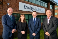 Emsleys Solicitors makes two senior appointments