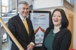 Newtons Solicitors hires Helen Forster