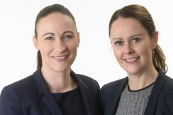 Graysons promotes Bradie Pell and Anne Rogers