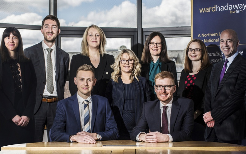 Ward Hadaway promotes 10 lawyers, including healthcare specialist in Leeds