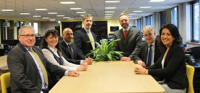 Four key appointments for rradar