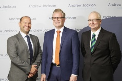 Andrew Jackson brings in employment expert as partner