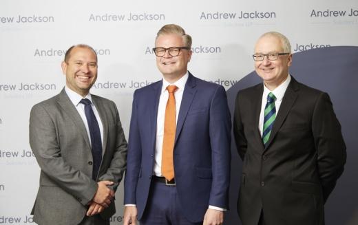 Andrew Jackson brings in employment expert as partner