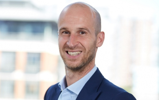 Paddy Sturman promoted to lead Irwin Mitchell business division in Leeds