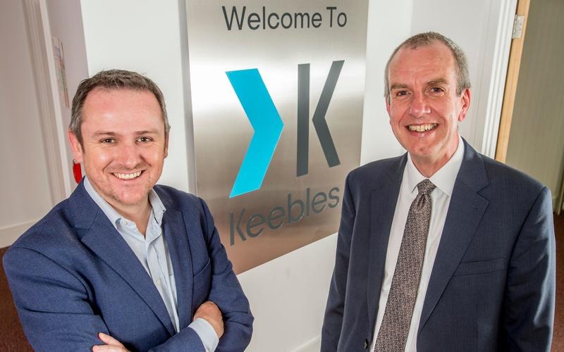 Head of Keebles corporate team steps down