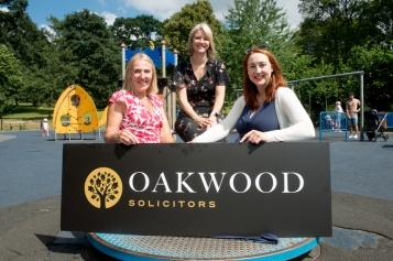 Michael Lewin becomes Oakwood