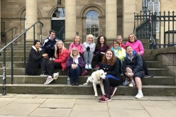Hethertons highest fundraiser for York Legal Walk