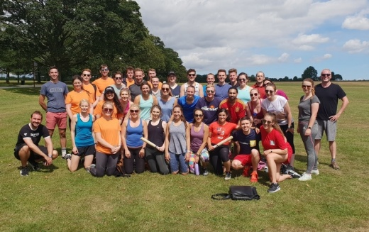 Second annual LJLD and CapeClarke rounders is a hit