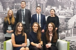 New trainees arrive at Yorkshire firms