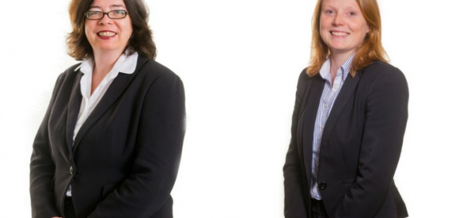 Duo of new district judges for St John's Buildings