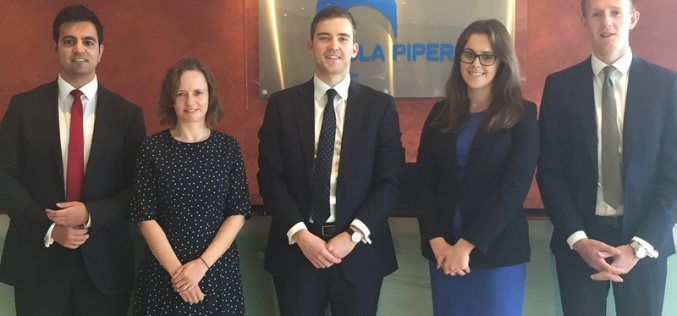 DLA Piper continues growth in Yorkshire