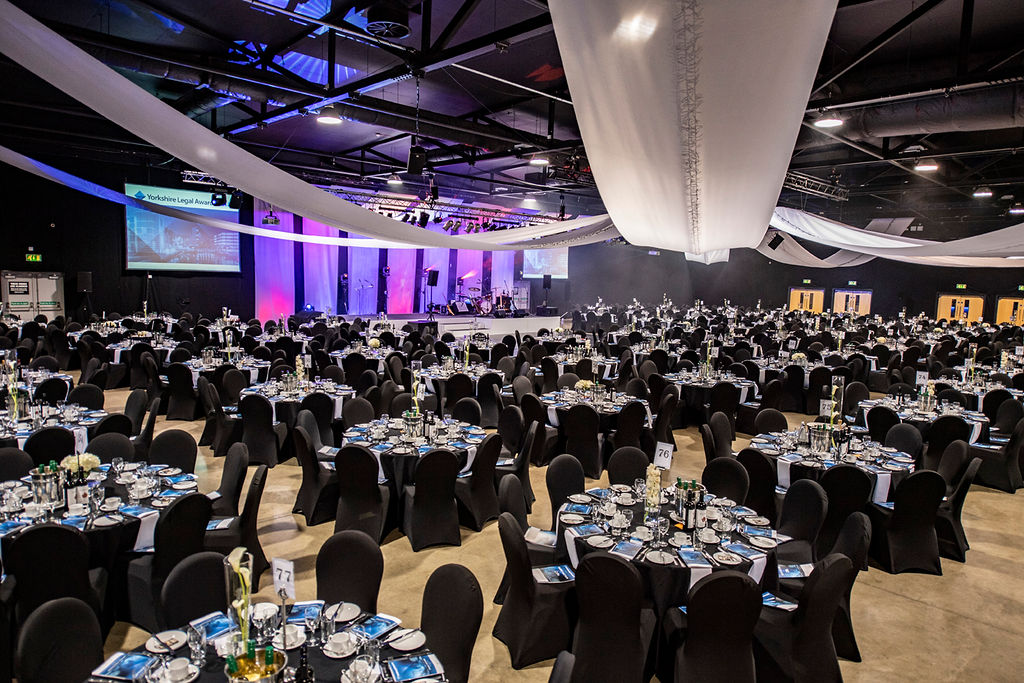 Yorkshire Legal Awards New Dock Hall