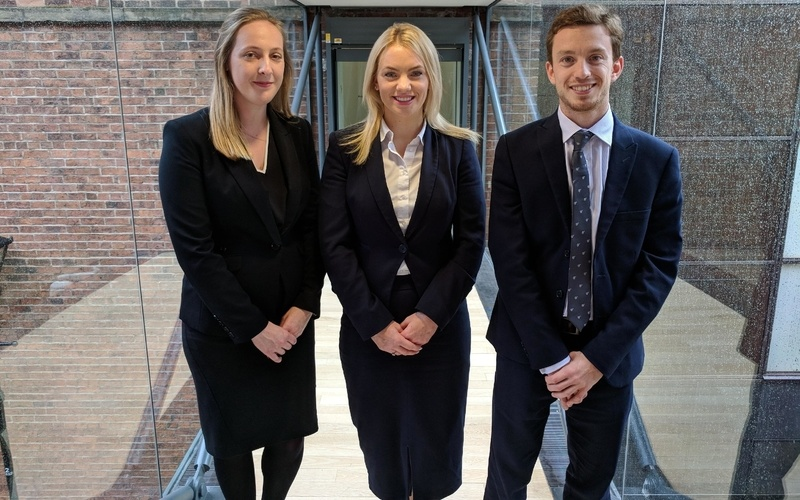 Wrigleys recruits into its specialist teams in Leeds