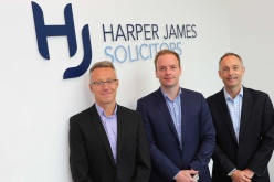 Harper James recruits new partner