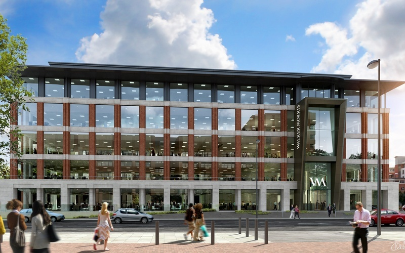 Leeds Arts University students to design Walker Morris client meeting rooms