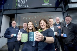 Blacks Solicitors supports pop-up community café with relocation to new premises